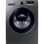 Masina de spalat rufe Samsung Add Wash WW90K5410UX/LE, 9 kg, 1400 RPM, Clasa A+++, Motor Digital Inverter, EcoBubble, Display LED, Smart Check, Inox ieftina