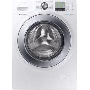 Masina de spalat rufe Samsung WW12R641U0M/LE, 12 kg, 1400 RPM, Eco Bubble, Motor Digital Inverter, Display LED, Clasa A+++, Alb ieftina