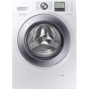 Masina de spalat rufe Samsung WW12R641U0M/LE, 12 kg, 1400 RPM, Eco Bubble, Motor Digital Inverter, Display LED, Clasa A+++, Alb pret ieftin