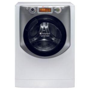 Masina de spalat rufe Hotpoint Aqualtis AQ83D29, 8 kg, 1200 RPM, Clasa A+++, Motor Inverter, Display LCD, Alb pret ieftin