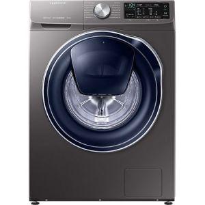 Masina de spalat rufe Samsung WW70M644OPX/LE, Tehnologie Quick Drive, AddWash, Eco Bubble, Motor Digital Inverter, Smart Control, 7 kg, 1400 rpm, Clasa A+++, Inox pret ieftin