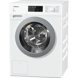 Masina de spalat rufe Miele Serie 120 WCG 135 WCS, 9 kg, 1400 RPM, CapDosing, DirectSensor, Clasa A+++, Alb pret ieftin