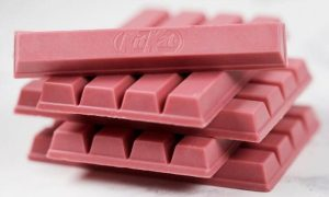 Kit Kat silicone cake mold from moldyfun.com