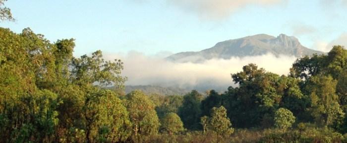 Ethiopie bergen