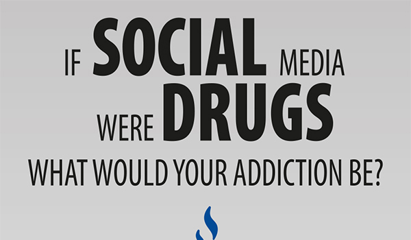 If Social Media Networks Were Drugs What Would Your