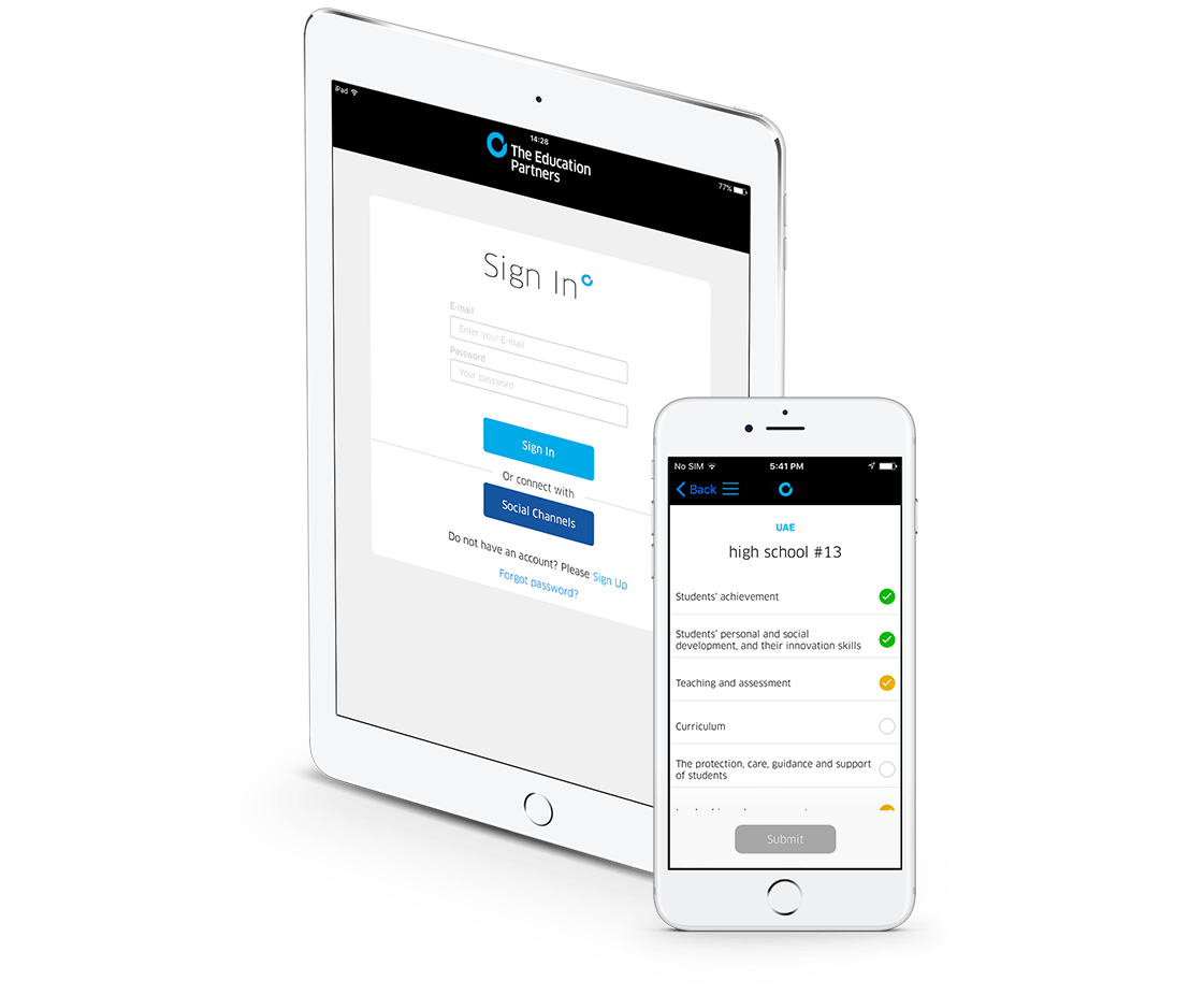 School Observation App Case Study. Software Development