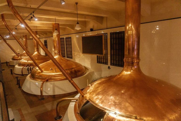 The best brewery in Czech Republic.