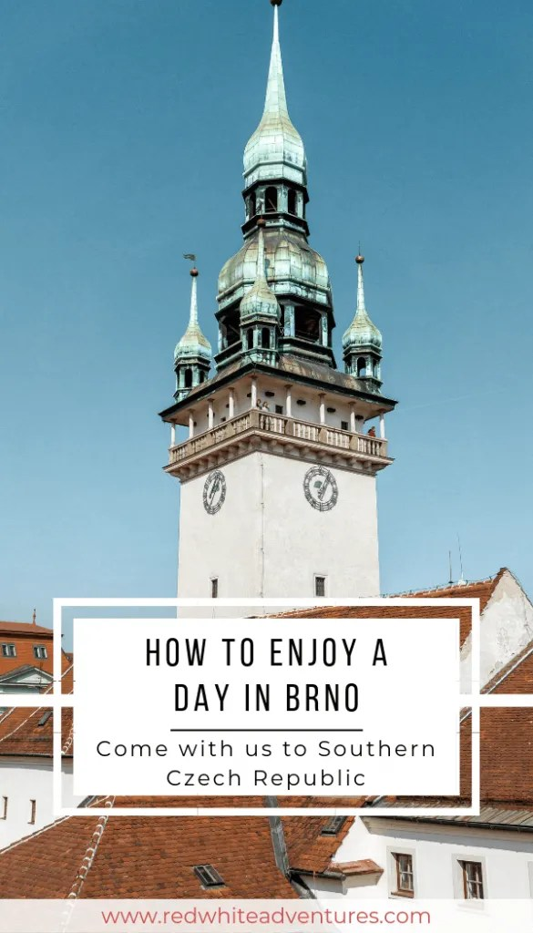 How to enjoy a day trip or weekend trip to Brno.