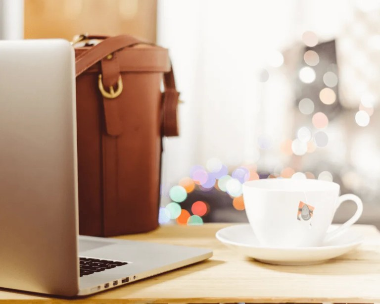 working from home as digital nomads.