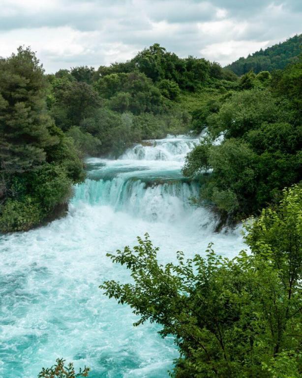 Croatia's most beautiful waterfall.