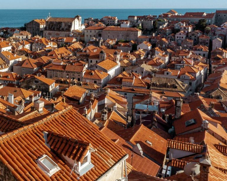 An amazing photo for our Dubrovnik travel blog.