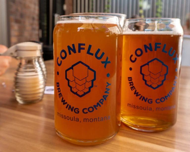 Conflux Brewery and pub in Missoula.
