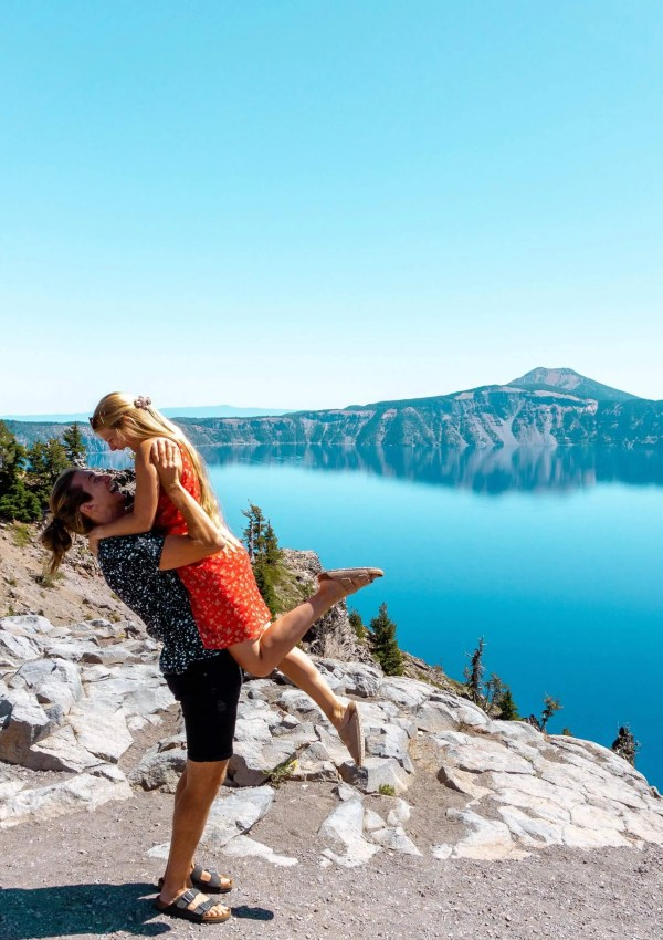 Garfield Peak – The Best Day Hike in Crater Lake, Oregon