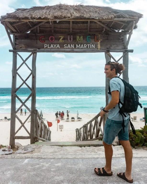 Cozumel Playa San Martin!