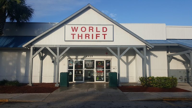 Image result for world of thrift lake worth