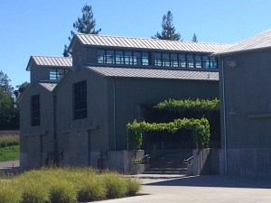 Simple but elegant architecture at Paul Hobbs