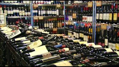 Wine aisle 1