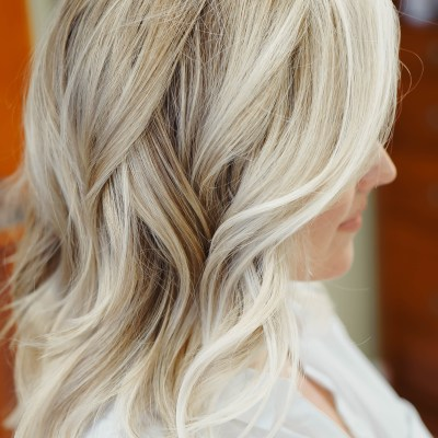 Modern Designs Salon: How I Get My Blonde