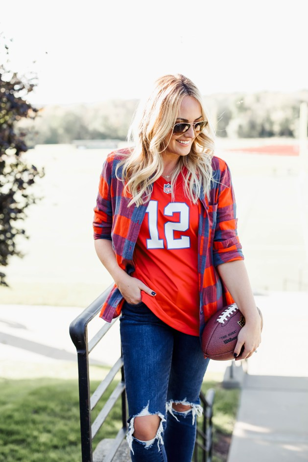 How To Style A Jersey