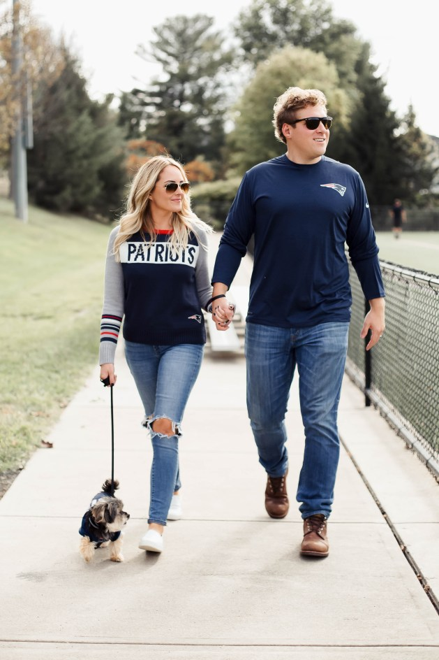 New England Patriots NFL Gear for the Family