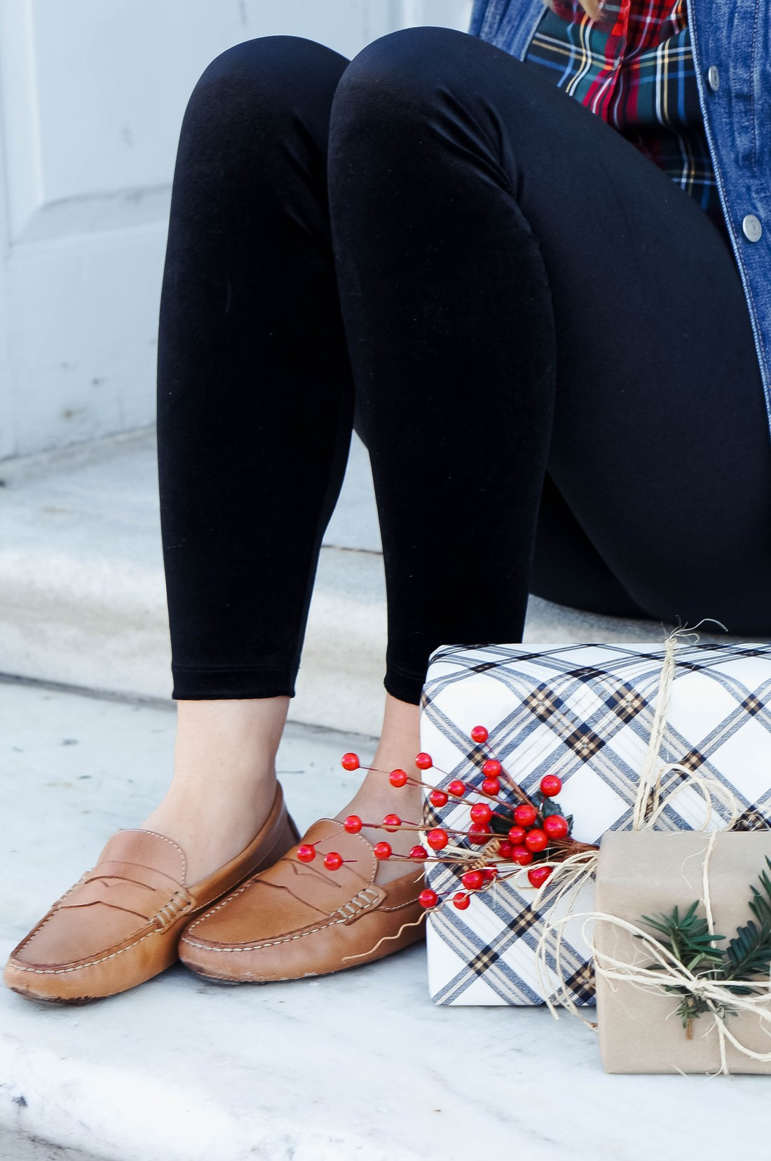Casual Holiday Outfit Idea