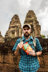 Angkor Wat Red White Amp Lost
