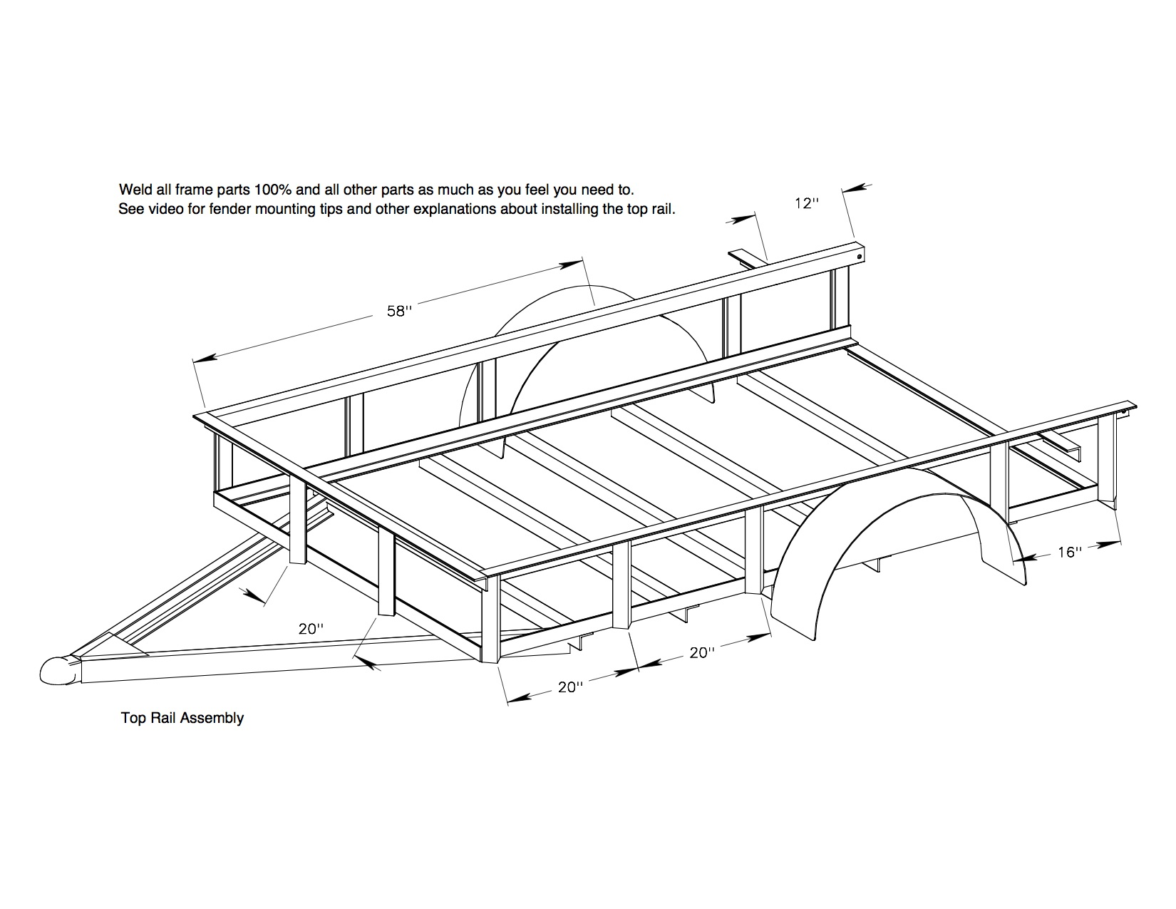 Camper Trailer Plans Free With Elegant Images In Thailand