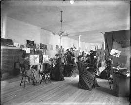 Library of Congress Frances Benjamin Johnston collection