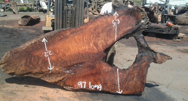 Country Home Decor and Furniture - Rustic Live Edge Headboards