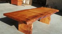California Redwood Coffee Table | Shapeyourminds.com