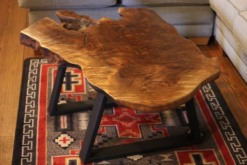 Coffee-table-walnut-metal