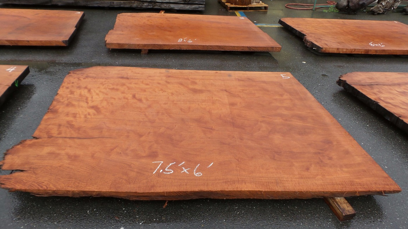 Redwood for Large Raw Wood Slabs, Wood Logs, Wooden Building Planks
