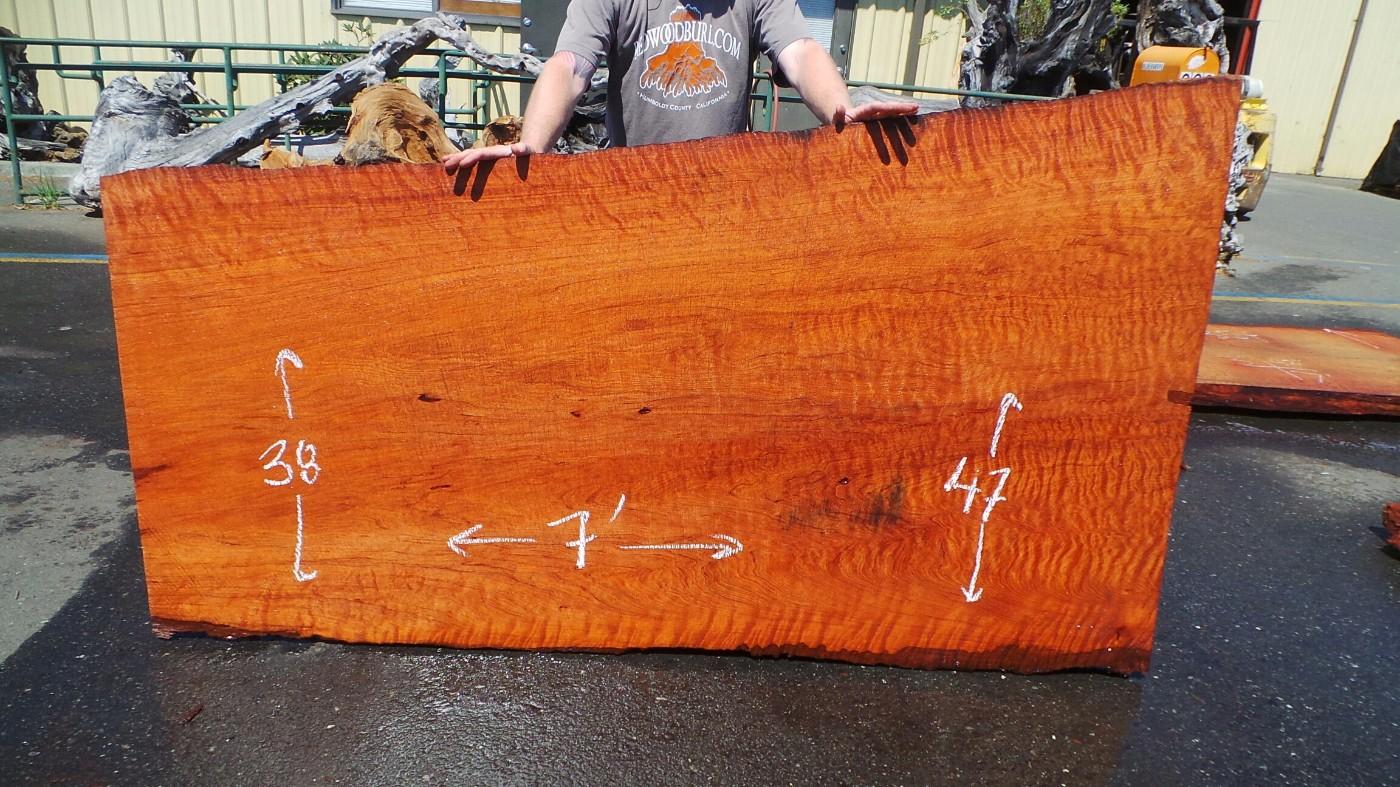 Wood Slab for Wide Live Edge Kitchen Island