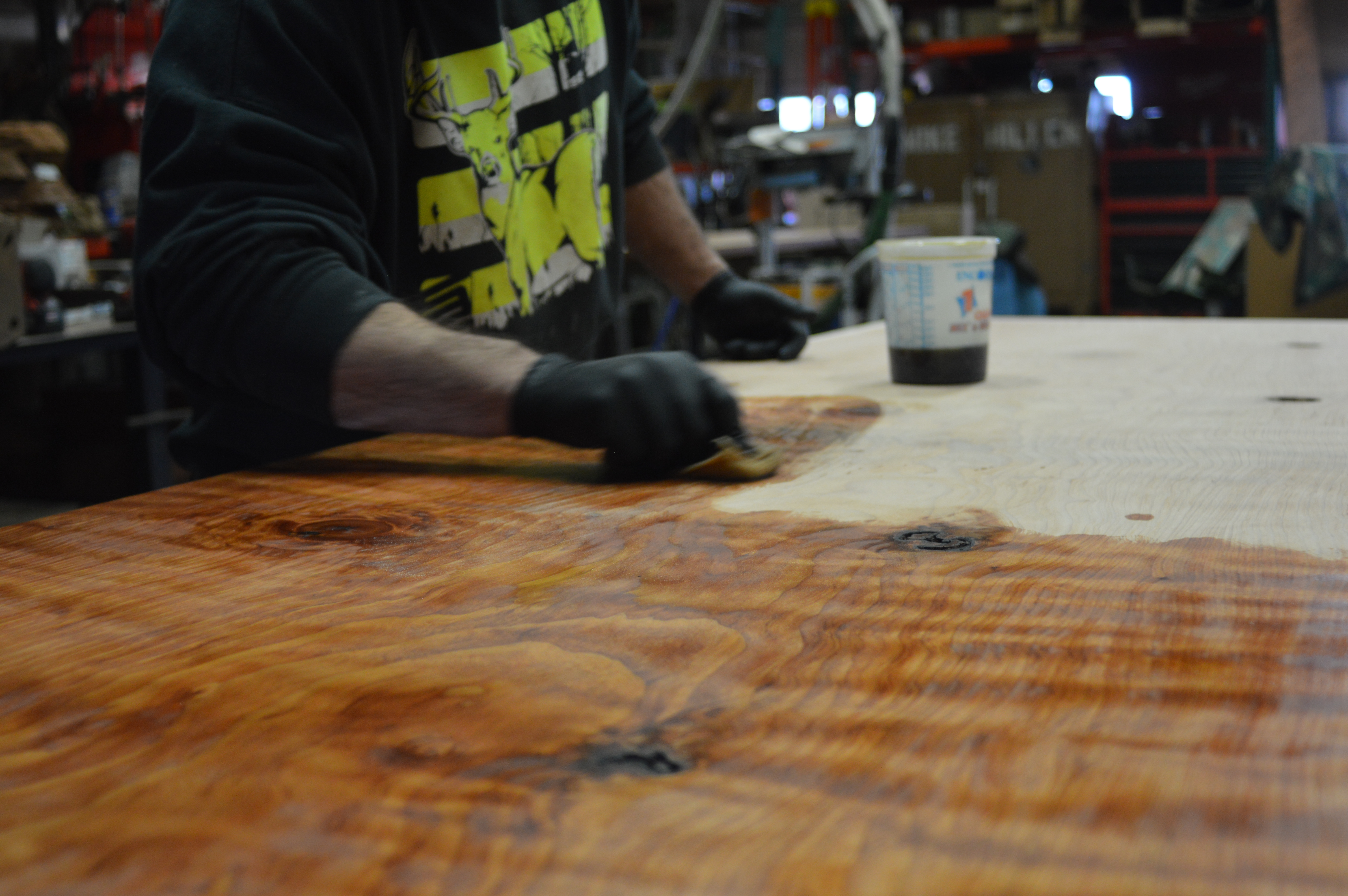 Redwood Furniture Maintenance