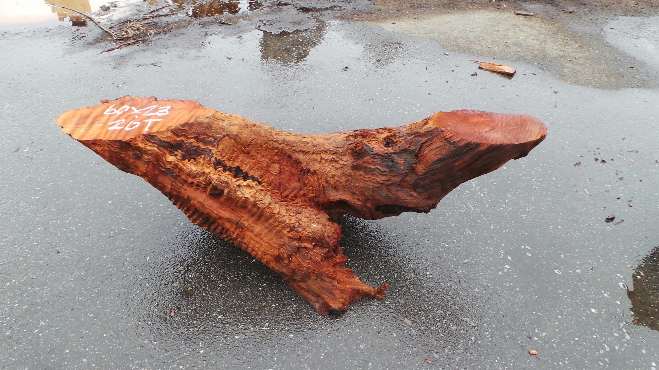 Artsy Wood Table Base for Modern Furniture