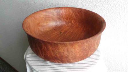 Burl Wood Bowls & Vases