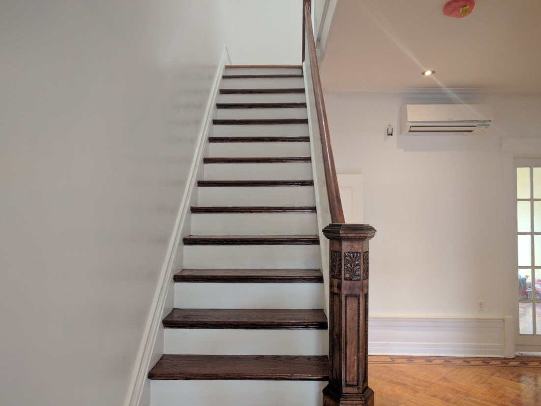 Stair Restoration After