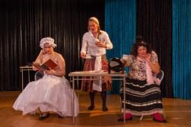 ROW 2012 - Cenerentola: Kristina Herrejon, Rashel Stapley, and Gabriella Carrillo