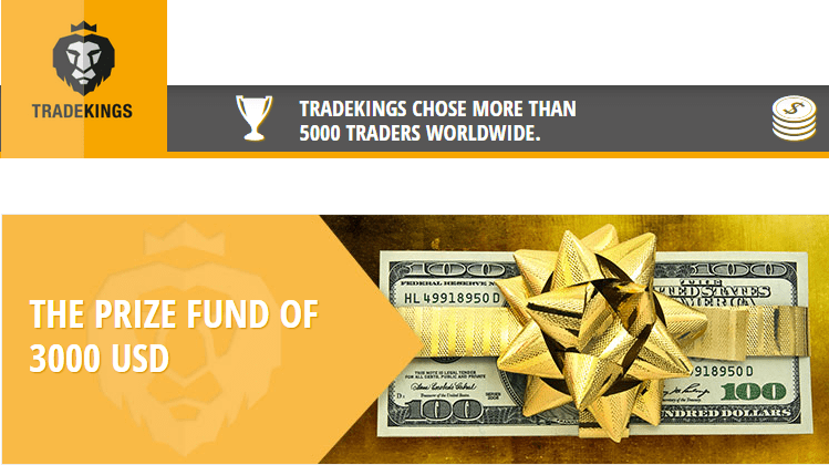 TradeKings 5$ Bonus