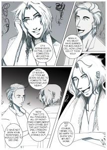 COMIC- The Kitchen screen page 4