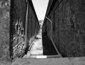 Alley in Perspective
