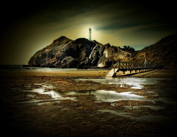 Lighthouse Beach View