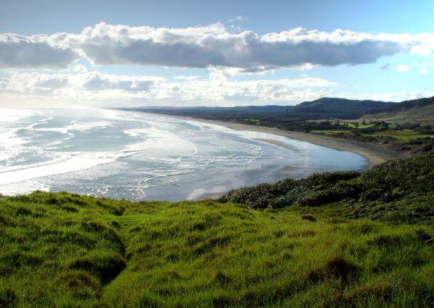Muriwai Coastal View