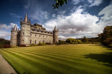 Inverary Castle Grounds