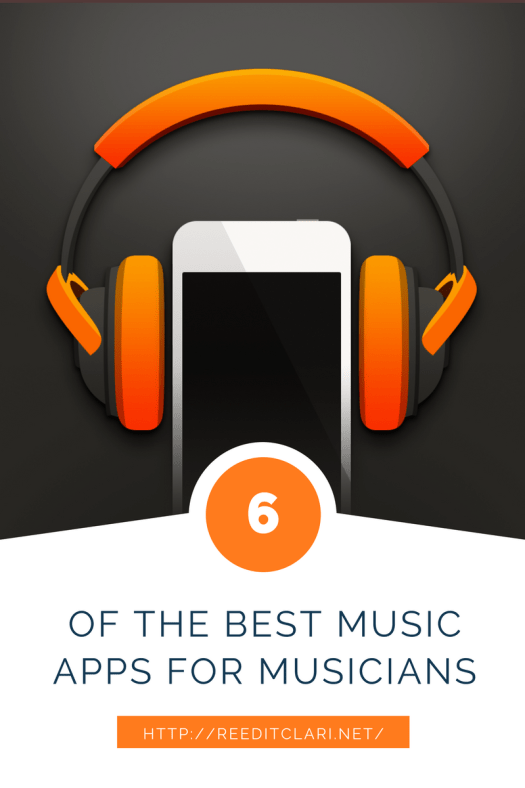 6 best music apps, reedit