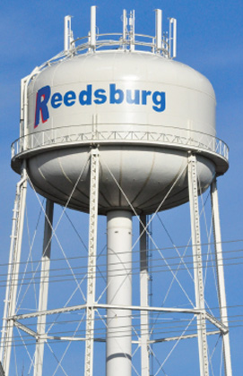 Our Local Water Supply  Reedsburg Utility Commission