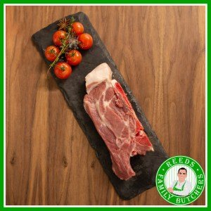 Buy Spare Rib Pork Chop x 2 online from Reeds Family Butchers