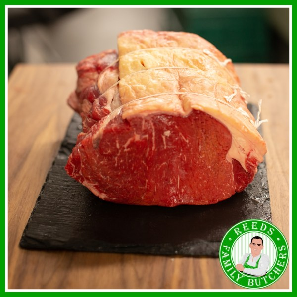 Buy Sirloin Roasting Joint online from Reeds Family Butchers
