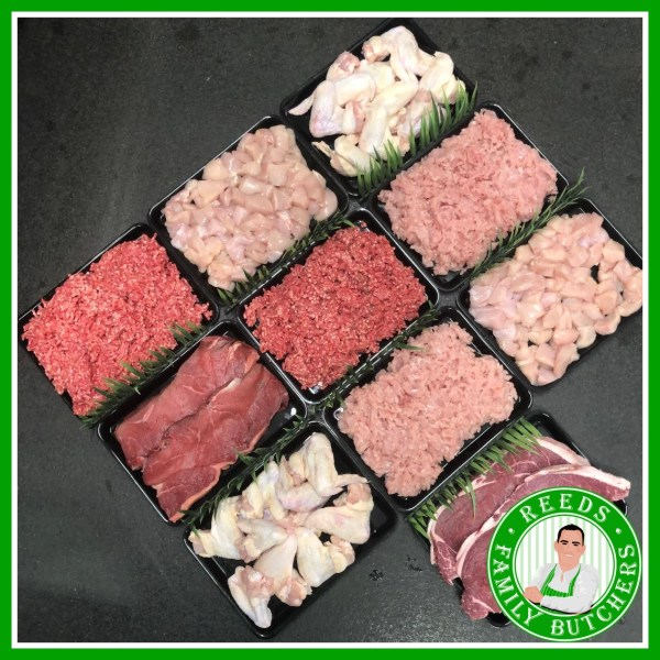 Lean Meat Pack