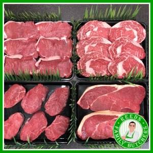 Steaks Meat Pack